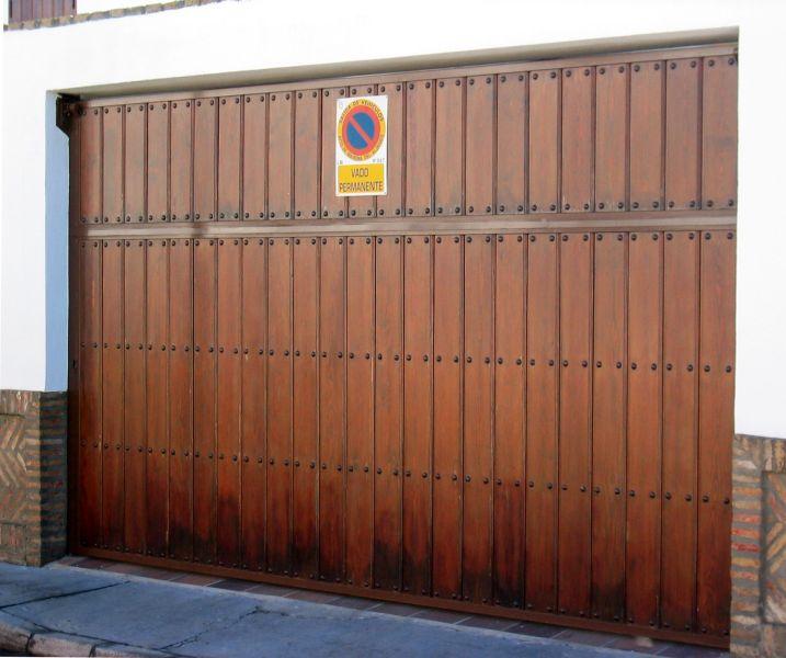 Puertas basculantes lusan automatismos - Automatismo puerta basculante ...