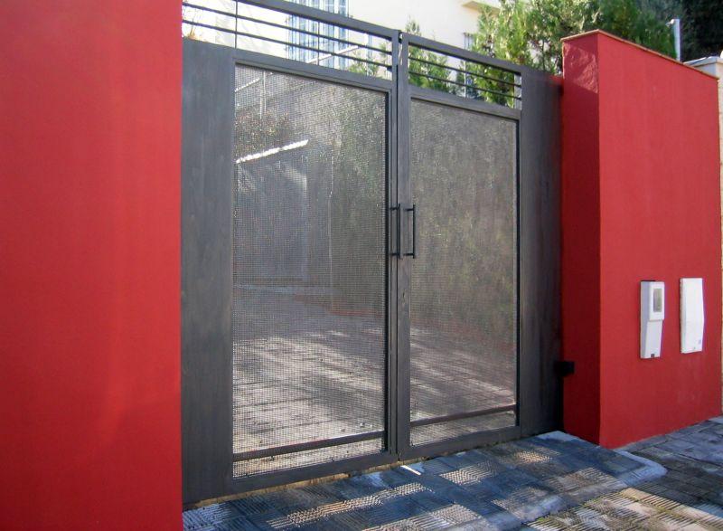 Puertas correderas lusan automatismos for Automatismo puerta corredera